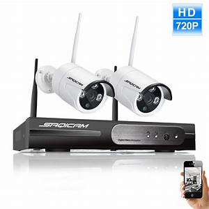 Buy Saqicam 8ch Hd 1080p Wireless System Ip Security