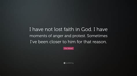 Quotes Of Elie Losing Faith In God