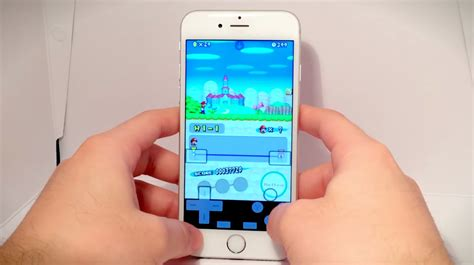 play iphone how to play nintendo ds on your iphone without