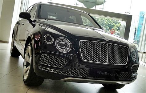 Modifikasi Bentley Bentayga by Bentley Bentayga Untuk Indonesia Sentuh Rp 11 Miliar