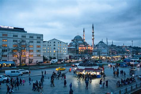 Istanbul Turkey Istanbul Is The Largest City In Turkey
