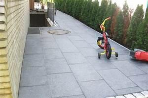 Terrasse Mit Granitplatten : granitplatten verlegen pflanzen discounter24 und ~ Sanjose-hotels-ca.com Haus und Dekorationen