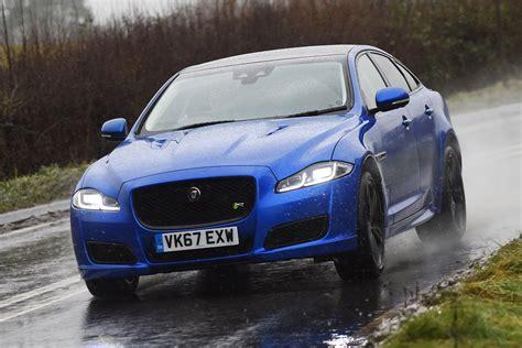 jaguar xjr  uk review auto express