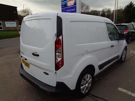 The top 10 competitors average 75. Used 2015 Ford Transit Connect 1.6 TDCi 200 Trend L1 5dr for sale in Suffolk   Pistonheads