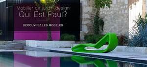 Meubles De Jardin Design : mobilier jardin design ~ Dailycaller-alerts.com Idées de Décoration