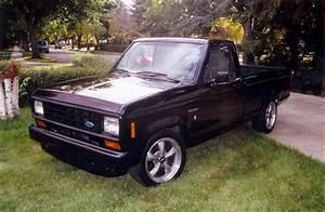 1983 Ford Ranger Engine Size
