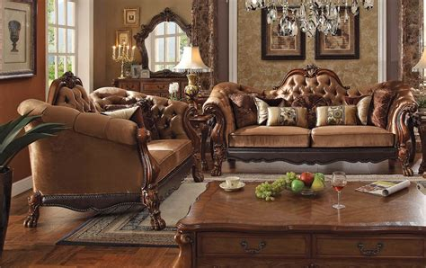 D&r Home Decor : Traditional Living Room Chairs