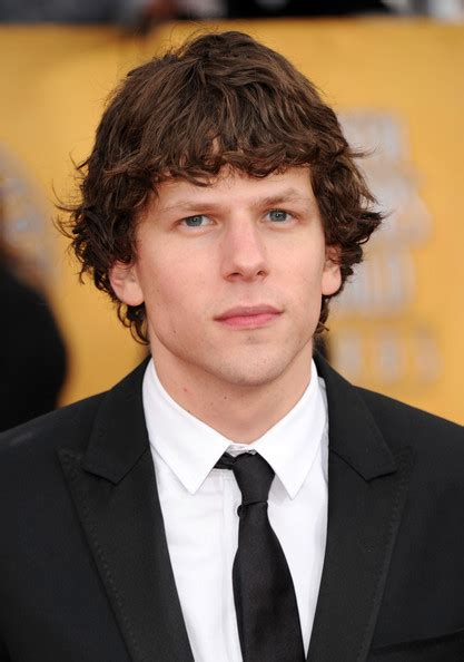 Jesse Eisenberg Pictures  17th Annual Screen Actors Guild