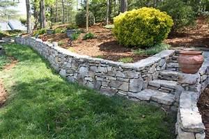Retaining Walls – Asheville Weaverville NC