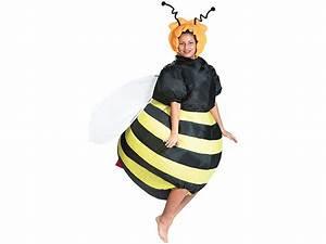 Kostüm Biene Kind : playtastic selbstaufblasendes kost m fette biene ~ Frokenaadalensverden.com Haus und Dekorationen