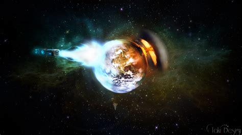 Earth Die, Catalysm By Takiidesign On Deviantart