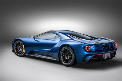 ford gt coming   hp   lb ft
