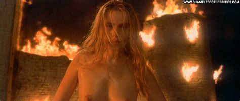 Emmanuelle Seigner The Ninth Gate Celebrity Posing Hot