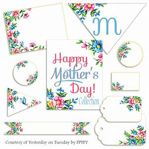 Make Mother's Day Fabulous with {Free Printables
