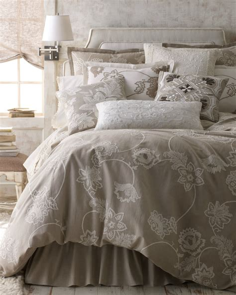 Classic Bedroom Design by Neiman Bedding Linens
