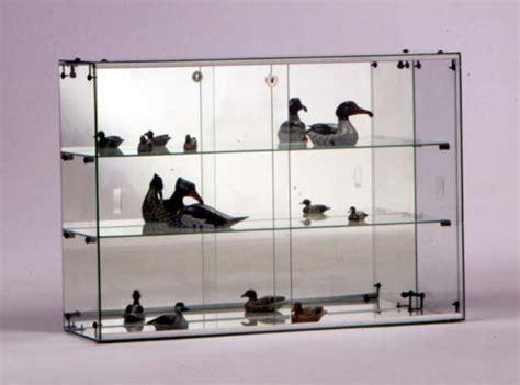 vitrines en verre