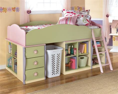 doll house twin loft bed  originally