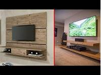 tv stand ideas Home Entertainment Center Ideas | DIY a stylish TV Stand ...