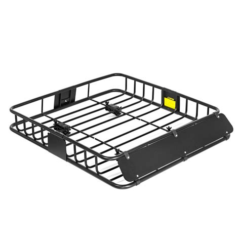 universal roof rack universal roof rack cargo carrier car suv top luggage