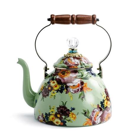 Mackenzie Childs Flower Market Kettle ? The Pioneer Woman
