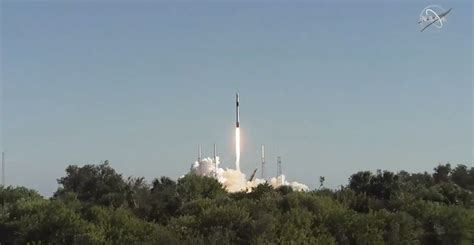 NASA Sends New Research, Hardware to Space Station on ...