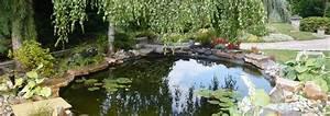 Bache Separation Jardin : installation bassin de jardin idf par professionnel en ~ Premium-room.com Idées de Décoration