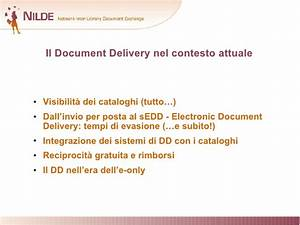 le novita di nilde 40 With electronic document delivery software