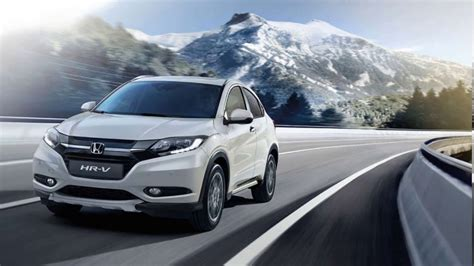 Honda Hrv Wallpapers by 2018 Honda Hr V Review Release Date Redesign Engine