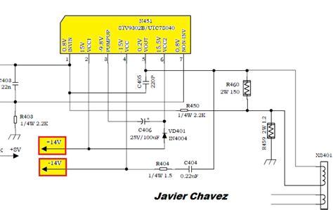 solucionado civerlux chasis ph08kx n22 quema integrado vertical yoreparo