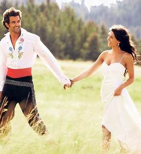 Dhoom in Paradise for Hrithik & Suzzane