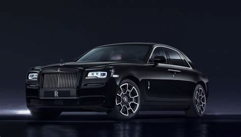 roll royce rolls royce ghost black badge review top speed