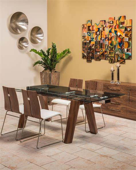 valencia dining set modern dining room miami  el