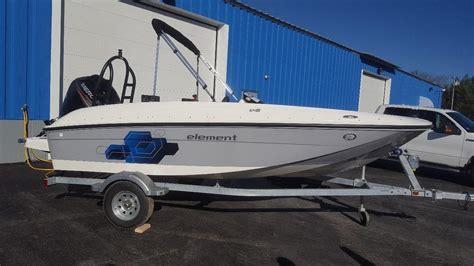 Deck Boat Element by 2018 New Bayliner Element E16element E16 Deck Boat For