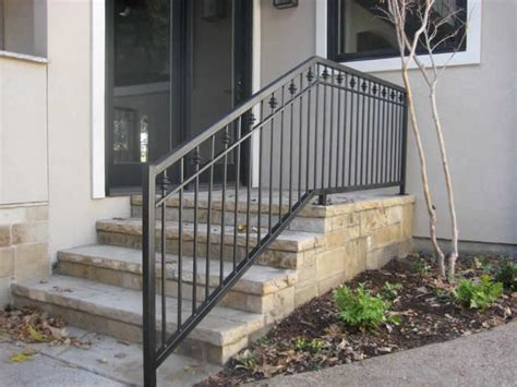 Metal Porch Railings Exterior