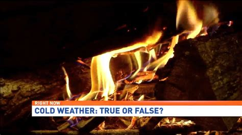 Debunking Cold Weather Myths