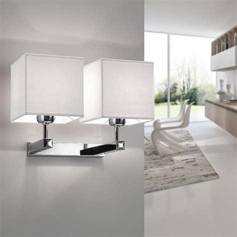 thor applique design moderno paralume ignifugo bianco