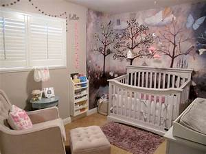 Kinderzimmer Baby Mädchen : wald kinderzimmer ein geschlechtsneutrales themenzimmer gestalten ~ Sanjose-hotels-ca.com Haus und Dekorationen