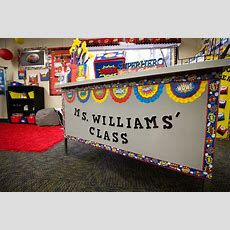 The Popular Superhero Themed Classroom From Teacher Created Resources Is Sure To Wow Your