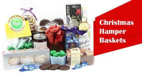Christmas Hamper Baskets Archives