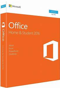 Microsoft Office Home And Student 2016 Windows English Pc