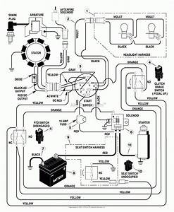 Briggs And Stratton Wiring Diagram 18 Hp