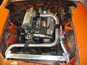 Aluminum Radiator For 70