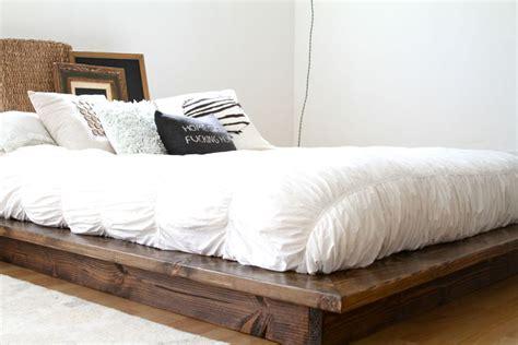 Platform Bed Frame by Modern Floating Platform Bed Frame In 2019 Master