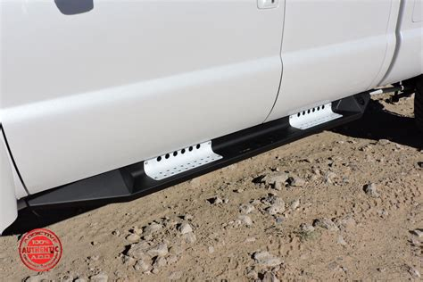 Ford F 250 Super Duty Side Steps & Running Boards at ADD