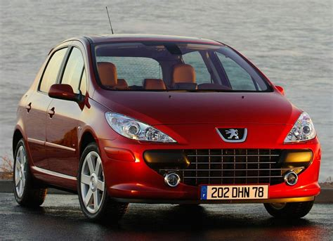 2014 peugeot 307 information and specs auto database