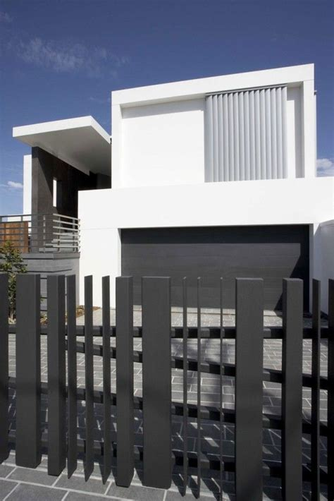 mormanis house  mpr design group mode style cloture moderne design de cloture  cloture