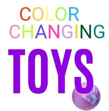 color changing toys the ultimate color changing toys gift guide