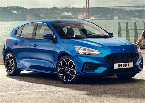 New, 2019 Ford Focus Arrives As Classier Sedan, Hatchback