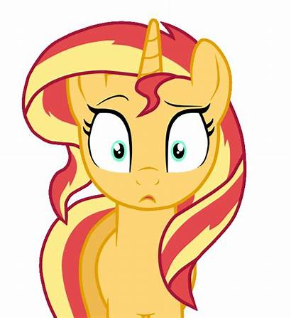 Twitch Clipart Donation Animated Confused Pony Shimmer