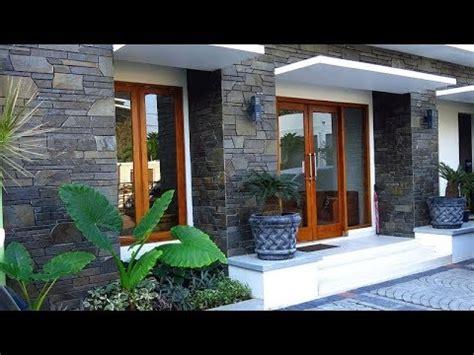 kumpulan desain teras rumah modern full youtube